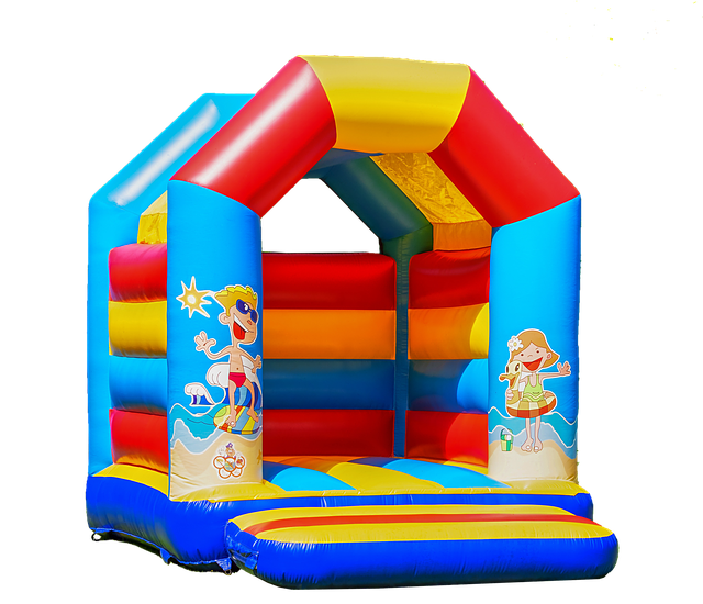 Buying Your Own Bouncy Castle