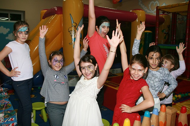 Throwing the Perfect Kids' Party